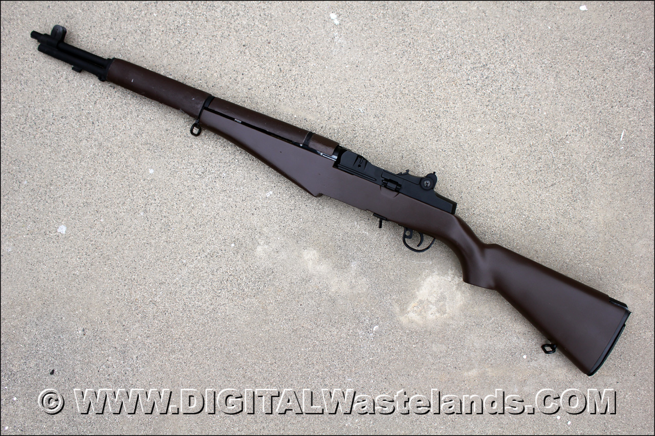 M14 to M1 Garand Conversion - ArniesAirsoft - Review Archive