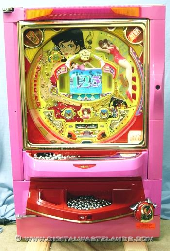 lupin slot machine